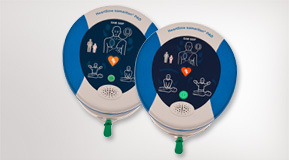 HeartSine 350P and 500P AEDs